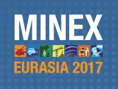 MINEX EURASIA 2017  THE 6-th MINING TRADE AND INVESTMENT